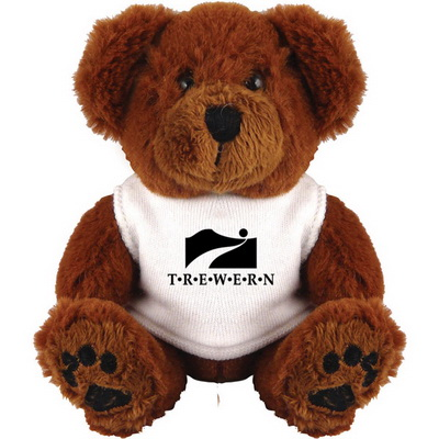 Image of 5 inch Freddie Bear and T Shirt