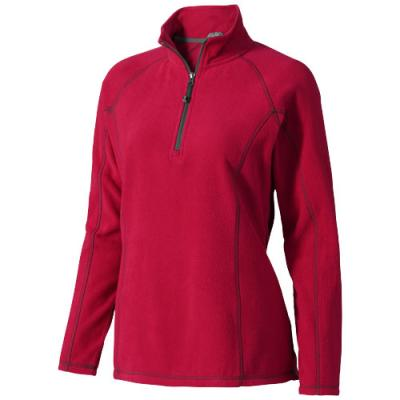 Image of Bowlen polyfleece quarter zip ladies